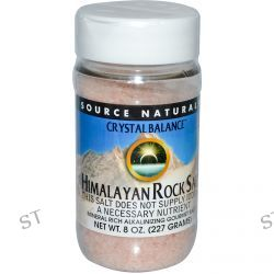 Source Naturals, Himalayan Rock Salt, 8 oz (227 g)