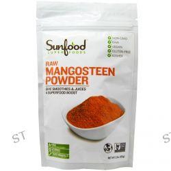 Sunfood, Raw Mangosteen Powder, 3.5 oz (100 g)