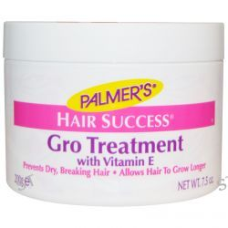 Palmer's, Hair Success, Gro Treatment, with Vitamin E, 7.5 oz (200 g)