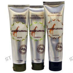 Out of Africa, Shea Butter Hand Cream Set, 3 Tubes, 1 oz (28.3 g) Each