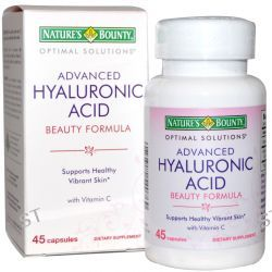 Nature's Bounty, Optimal Solutions, Advanced Hyaluronic Acid, 45 Capsules