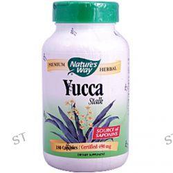 Nature's Way, Yucca Stalk, 490 mg, 180 Capsules