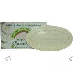 Nature's Plus, Moisturizing Cleansing Bar, Energizing Cucumber, 3.5 oz (100 g)