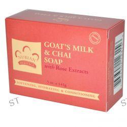 Nubian Heritage, Goat's Milk & Chai Soap, 5 oz (141 g)