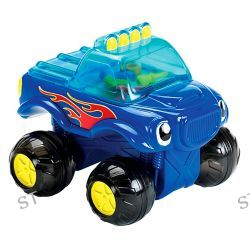 Munchkin, Bath Fun Monster Truck, 18 + Months