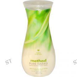 Method, Pure Naked, Moisturizing Body Wash, Olive Leaf with Aloe Vera, 18 fl oz (532 ml)