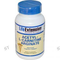 Life Extension, Acetyl-L-Carnitine Arginate, 100 Veggie Caps