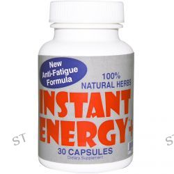Kombucha 2000, Instant Energy, 30 Capsules