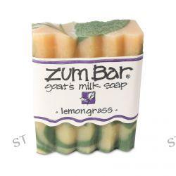 Indigo Wild, Zum Bar, Goat's Milk Soap, Lemongrass, 3 oz Handmade Bar