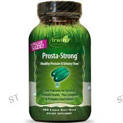 Irwin Naturals, Prosta-Strong, Healthy Prostate & Urinary Flow, 180 Liquid Soft-Gels