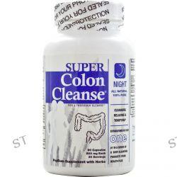 Health Plus Inc., Super Colon Cleanse, Night, 90 Capsules