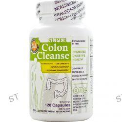 Health Plus Inc., Super Colon Cleanse, 500 mg, 120 Capsules