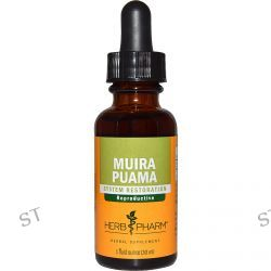 Herb Pharm, Muira Puama, 1 fl oz (30 ml)