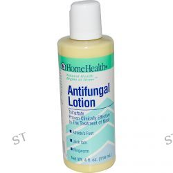 Home Health, Antifungal Lotion, 4 fl oz (118 ml)
