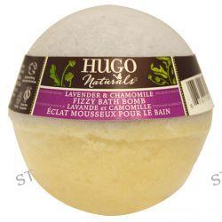 Hugo Naturals, Fizzy Bath Bomb, Lavender & Chamomile, 6 oz (170 g)