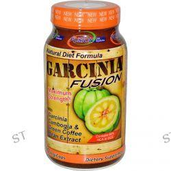 Fusion Diet Systems, Garcinia Fusion, 90 Veggie Caps