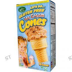 Edward & Sons, Gluten Free Ice Cream Cones, 12 Cones, 1.2 oz (36 g)