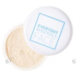 Everyday Minerals, Face, Finishing Powder, Finishing Dust, .35 oz (10 g)