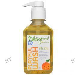 Episencial, Playful Wash, Shampoo + Body Cleanser, 22.6 fl oz (610 ml)