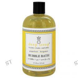 Deep Steep, Bubble Bath, Grapefruit - Bergamot, 17.5 fl oz (517 ml)