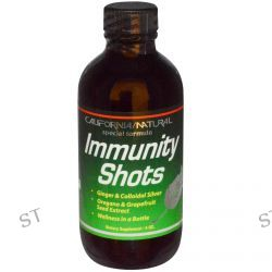 California Natural, Immunity Shots, 4 oz