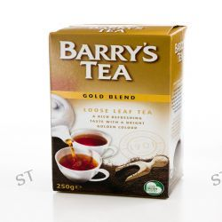Barry's Tea, Loose Leaf Tea, Gold Blend, 250 g