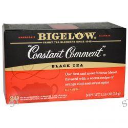 Bigelow, Constant Comment, Black Tea, 20 Tea Bags, 1.18 oz (33 g)
