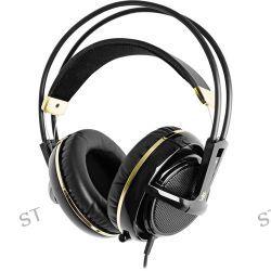 SteelSeries Siberia V2 Gaming Headset (Black / Gold) 51110 B&H