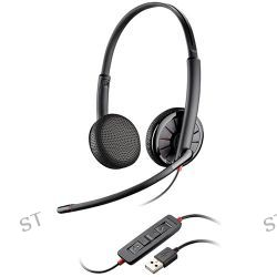 Plantronics Backwire C325 USB Corded Stereo Headset 200263-11