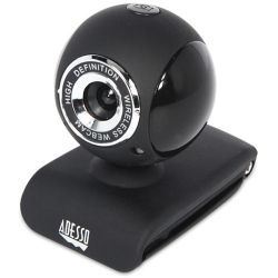 Adesso CyberTrack V10 2.4 GHz Wireless Webcam CYBERTRACKV10 B&H