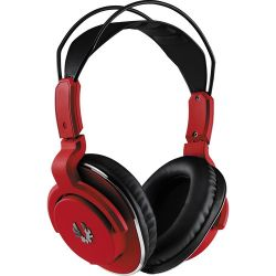 BitFenix Flo PC and Mobile Headset (Fire Red) BFH-FLO-KRSK1-RP