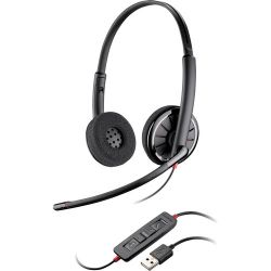 Plantronics Blackwire C320-M USB Corded Headset 85619-01 B&H