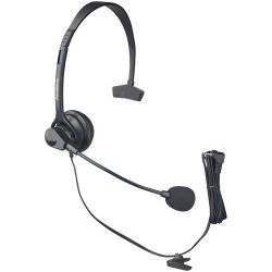 Panasonic  KX-TCA60 Hands-Free Headset KX-TCA60 B&H Photo Video