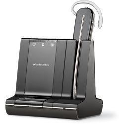 Plantronics Savi W740 Multi Device Wireless Headset 83542-01 B&H