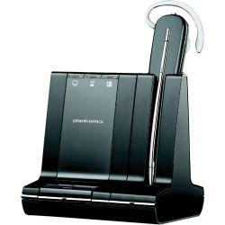 Plantronics Savi W745-M Wireless Headset System 86507-21 B&H