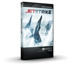 Video Copilot  JetStrike 3D HD Models JETSTRIKE B&H Photo Video
