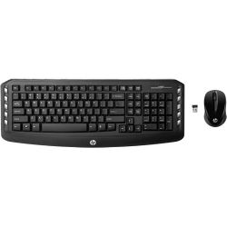 HP Wireless Classic Desktop Keyboard with Mouse LV290AA#ABA B&H