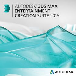 Autodesk 3ds Max Creation Suite Standard 2015 661G1-WWR111-1001