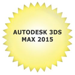 Autodesk  Autodesk 3ds Max 2015 128G1-001151-10A1 B&H Photo Video