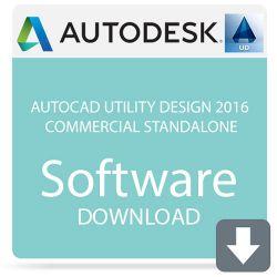 Autodesk AutoCAD Utility Design 2016 213H1-WWR111-1001-VC B&H
