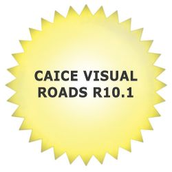 Autodesk CAiCE Visual Roads R10.1 (Download) 25001-011452-9000