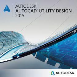 Autodesk AutoCAD Utility Design 2015 (Download)