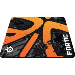 SteelSeries QcK+ Fnatic Gaming Mouse Pad (Asphalt Edition) 63070