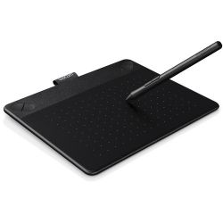 Wacom Intuos Photo Pen & Touch Small Tablet (Black) CTH490PK