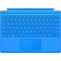 Microsoft Surface Pro 4 Type Cover (Bright Blue) QC7-00002 B&H