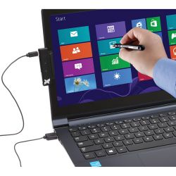 """Xcellon Windows 8 Touch Pen Designed for 9"""" to WTP-10 B&H"""