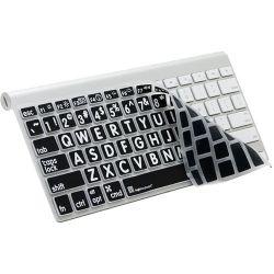 LogicKeyboard XLPrint LogicSkin Keyboard LS-LPRNTWB-MBUC-US B&H