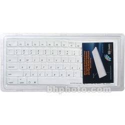 KB Covers Keyboard Cover for Apple Pro Keyboard - (White) KS-K-W