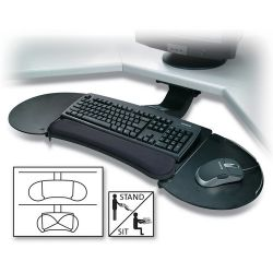 Kensington Fully Adjustable and Articulating Keyboard K60044US