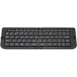 HamiltonBuhl Portable Bluetooth Folding Keyboard RUI-FLD B&H